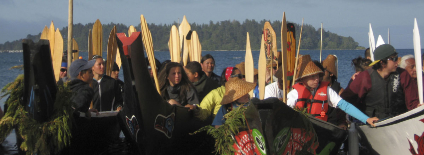 Tribal Canoe Journeys