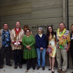 American Indian Studies faculty and staff