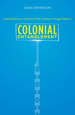 Book Cover Colonial Entanglement